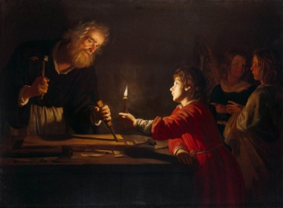 honthorst-gerrit-van-childhood-of-christ-copy