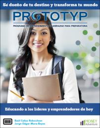 Programa academico de emprendimiento e innovación para Educación Media Superior. Solo disponible con distribuidores de Grupo Educare.